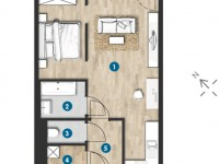 MonteLaa-MySky-Wien-Wohnung-1_Zimmer-Plan