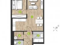 MonteLaa-MySky-Wien-Wohnung-2_Zimmer-Plan