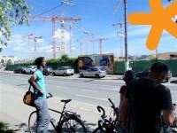 Radtour Hauptbahnhof