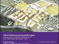 Viola Park - Präsentationseinladung