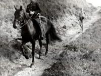 Polizist am Laaer Berg. 1940er Jahre (Foto: Archiv Bezirksmuseum Favoriten)